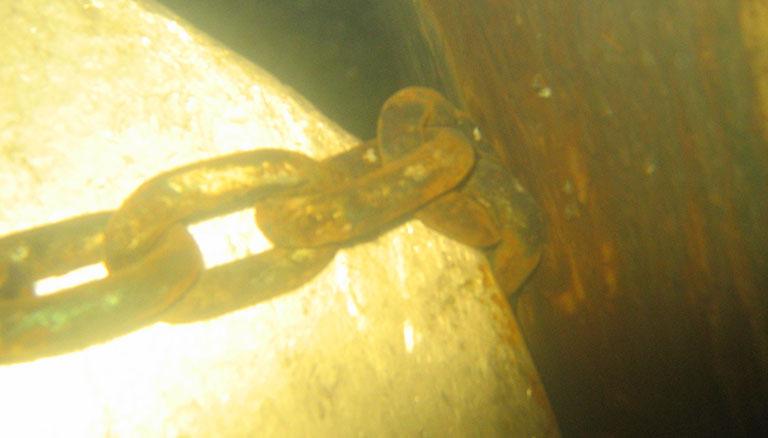 Beispiel Schifffahrt von Tauchservice Siemon aus Trier